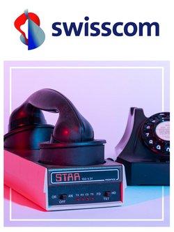 Angebote vonSwisscom im Swisscom Prospekt ( 5 Tage übrig)