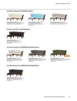 Angebote von Hocker in Ikea