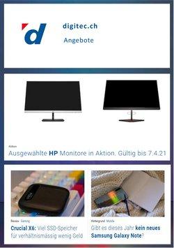 Angebote von Elektro & Computer im Digitec Prospekt ( 2 Tage übrig )