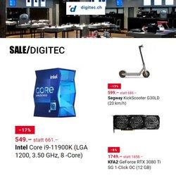 Angebote vonDigitec im Digitec Prospekt ( 5 Tage übrig)