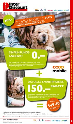 Interdiscount Katalog in Zug ( Neu )