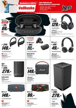Angebote von Bluetooth in Media Markt