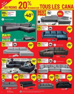 Angebote von Sofa in Conforama