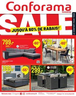 Angebote vonHaus & Möbel im Conforama Prospekt ( Neu)