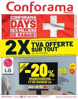 Angebote vonHaus & Möbel im Conforama Prospekt ( 8 Tage übrig)