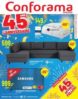 Angebote vonHaus & Möbel im Conforama Prospekt ( Läuft morgen ab)