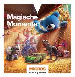 Migros Katalog in Zürich ( Mehr als 30 Tage )