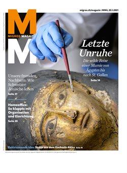 Migros Katalog ( Gestern veröffentlicht )