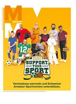 Migros Katalog in Bern ( Abgelaufen )