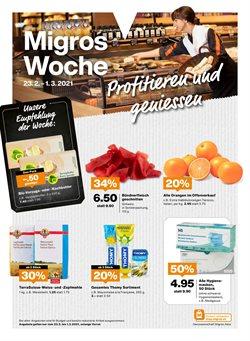 Migros Katalog in Bern ( Läuft heute ab )