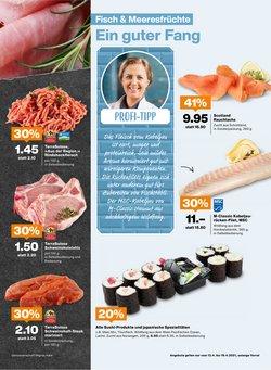 Angebote von Fleisch in Migros