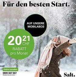 Salt Katalog ( 4 Tage übrig )