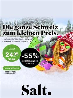 Angebote von Elektro & Computer im Salt Prospekt in Basel ( 2 Tage übrig )