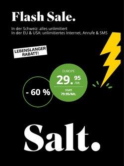 Angebote vonElektro & Computer im Salt Prospekt ( Läuft heute ab)