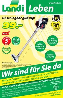 Angebote von Baumärkte & Gartencenter im Landi Prospekt in Zürich ( Gestern veröffentlicht )