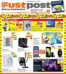 Fust Katalog in Basel ( 7 Tage übrig )