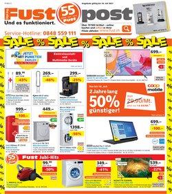 Angebote vonElektro & Computer im Fust Prospekt ( 24 Tage übrig)