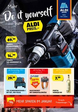 Aldi Katalog in Zürich ( Abgelaufen )