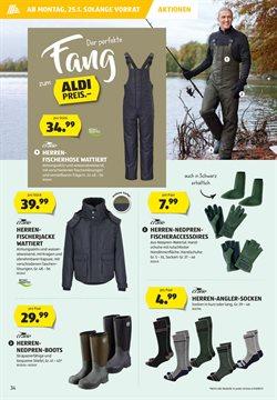 Angebote von Stiefel in Aldi