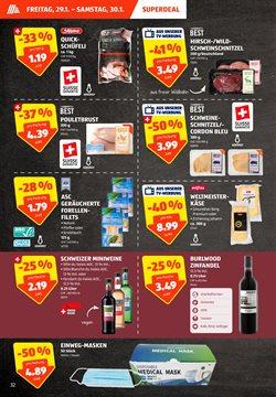 Angebote von Fleisch in Aldi
