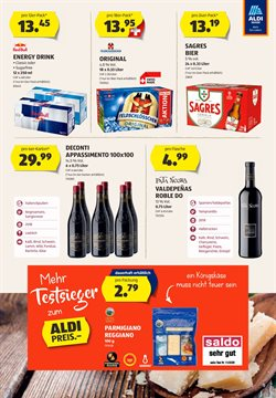 Angebote von Bier in Aldi