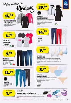 Angebote von Taschen in Aldi