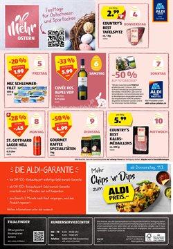 Angebote von Papier in Aldi