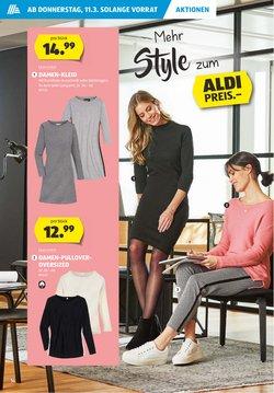 Angebote von Pullover in Aldi