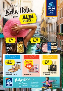 Angebote vonSupermärkte im Aldi Prospekt ( Neu)