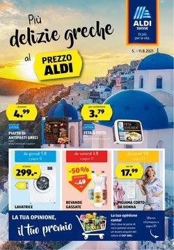 Angebote vonSupermärkte im Aldi Prospekt ( 10 Tage übrig)