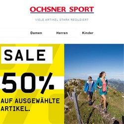 Angebote vonSport im Ochsner Sport Prospekt ( 10 Tage übrig)