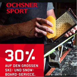 Angebote vonOchsner Sport im Ochsner Sport Prospekt ( 10 Tage übrig)