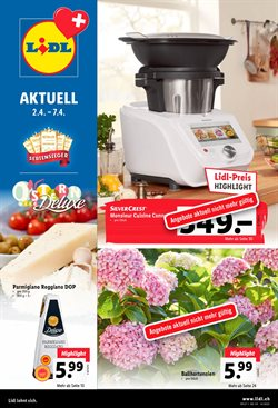 Lidl Katalog in Basel ( Läuft morgen ab )