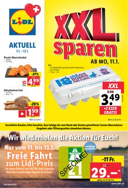 Lidl Katalog in Bern ( Abgelaufen )