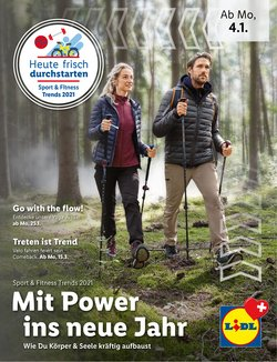 Lidl Katalog in Bern ( Mehr als 30 Tage )