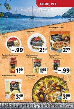 Angebote von Pizza in Lidl