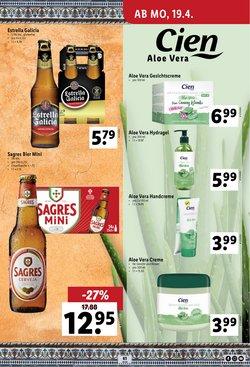 Angebote von Bier in Lidl