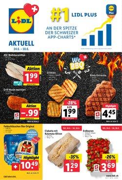 Angebote vonSupermärkte im Lidl Prospekt ( 6 Tage übrig)