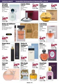 Angebote von Eau de Parfum in Otto's