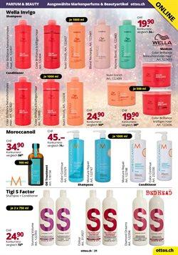 Angebote von Shampoo in Otto's
