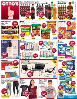 Angebote vonSupermärkte im Otto's Prospekt ( Läuft heute ab)