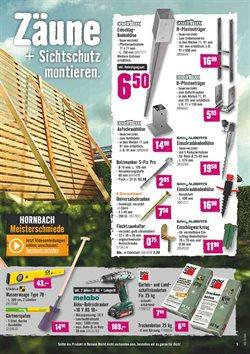 Angebote von Beton in Hornbach