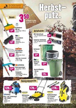 Angebote von Reinigungsutensilien in Hornbach