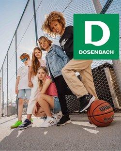 Dosenbach Katalog ( Mehr als 30 Tage)