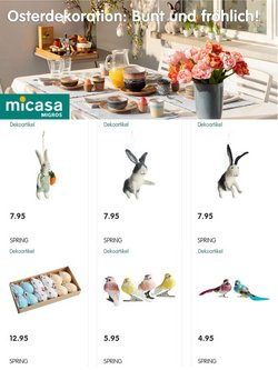 Micasa Katalog in Basel ( 9 Tage übrig )
