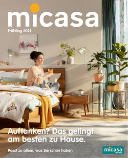 Micasa Katalog ( Mehr als 30 Tage )