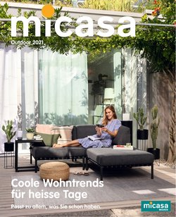 Angebote vonMicasa im Micasa Prospekt ( Mehr als 30 Tage)