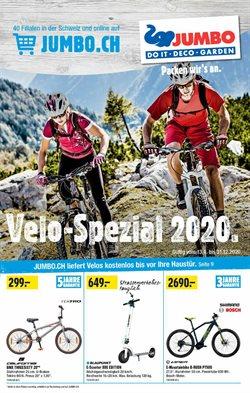Jumbo Katalog in Zürich ( Mehr als 30 Tage )