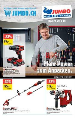 Angebote von Werkzeuge in Jumbo