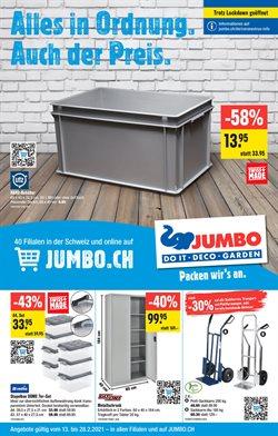 Angebote von Baumärkte & Gartencenter im Jumbo Prospekt ( Läuft morgen ab )
